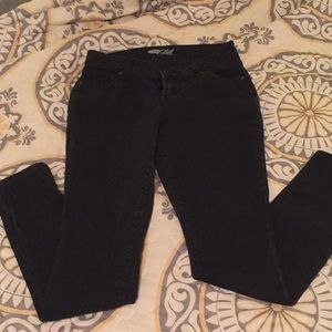Black skinny jeans!